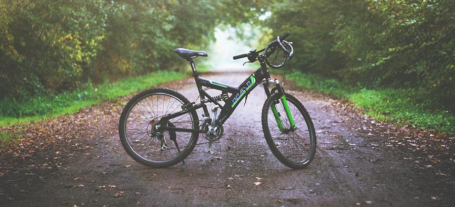 Hitta rätt mountainbike för dig